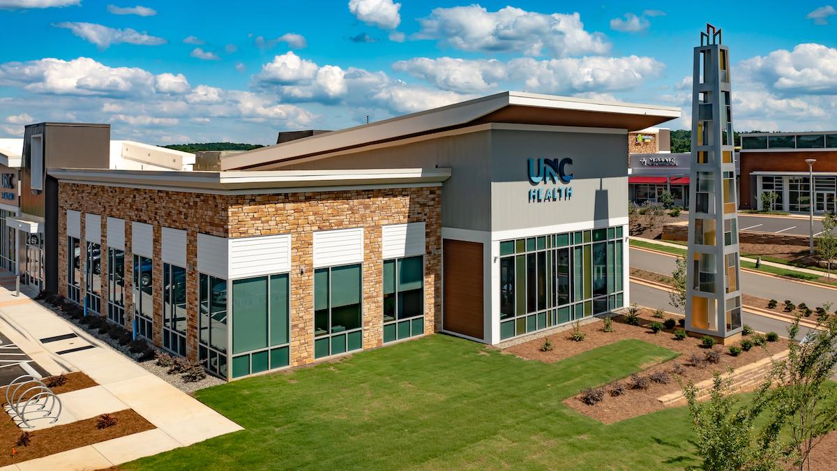 UNC Health Building