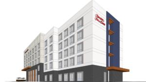 Hampton Inn & Suites at MOSAIC at Chatham Park