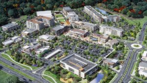 Construction moves forward at MOSAIC, Chatham Park despite pandemic