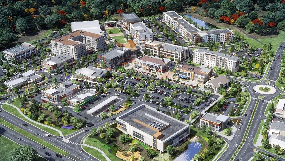 Construction moves forward at MOSAIC, Chatham Park despite pandemic