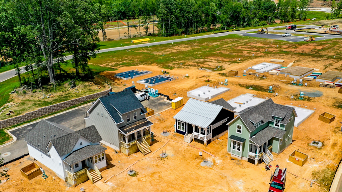 Chatham Park and MOSAIC Have New Homes Coming Soon